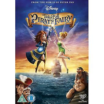 Tinker Bell And The Pirate Fairy (2014) DVD