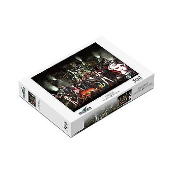 Final Fantasy VII Characters Jigsaw Puzzle - 500 Pieces