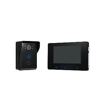 Touch Key Screen Video Door Phone Intercom Access Control System