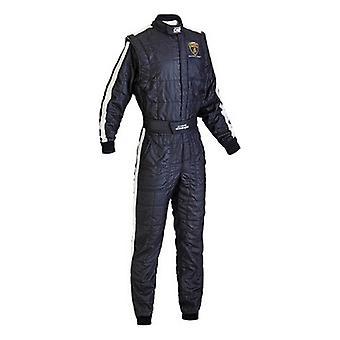 レーシングジャンプスーツ OMP ワン ヴィンテージ ランボルギーニ コレクション (サイズ 48)