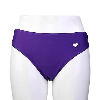 Sexy Strechy Damen Mädchen Bottom Bikini Heart Cut Bademode Beachwear Slips