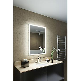 Leanna Rasierer Edge LED Badezimmer Spiegel Demister Pad & Sensor k8401v