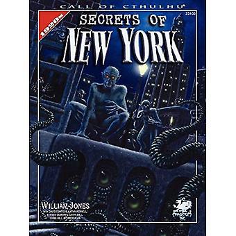 Les secrets de New York