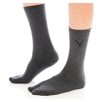 Athletic Flip-flop Socks