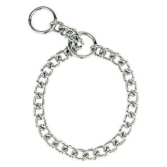 "Coastal Pet Herm Sprenger Steel Chain Choke Dog Collar - 22""L x 4.0mm"