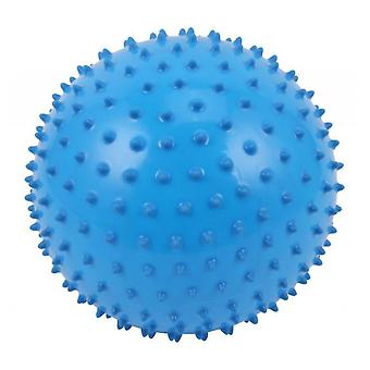 Palla da massaggio bambino da 6 pollici con palla da allenamento medio per bambini (Lightblue)