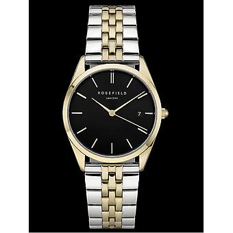 Rosefield Silver Acier Inoxydable ACBGD-A02 Montre Femme