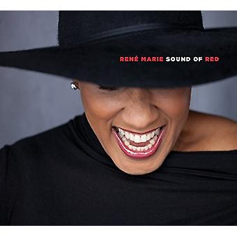Rene Marie - Sound of Red [CD] USA import