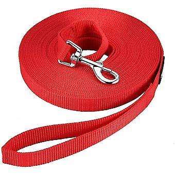 Pet vodítko rozšírenie dlhé trakčné lano pre psa obliekanie dlhé nylonové ťahacie lano pre psov bez páskovania mačiek a psa