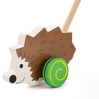 Holziggel Push Along - Laufspielzeug für Babys und Kleinkinder