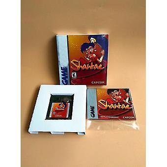 8bit Game Card Shantae