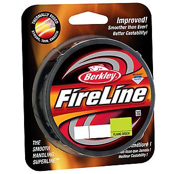 Berkley FireLine Fused Original Fishing Line (300 yds) - 10 lb Test -Flame Green