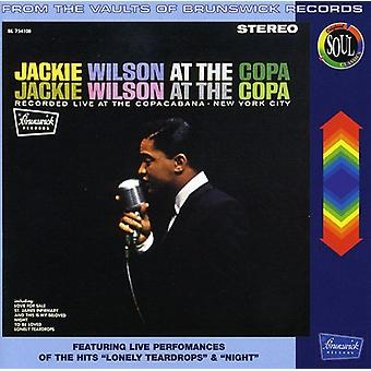 Jackie Wilson - Jackie Wilson at the Copa [CD] USA import