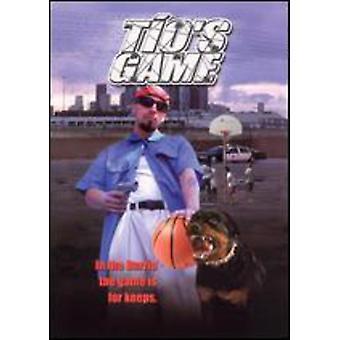 Tio's Game [DVD] USA import