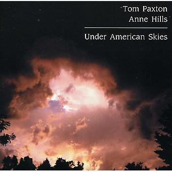 Paxton/Hills - Under American Skies [CD] USA import