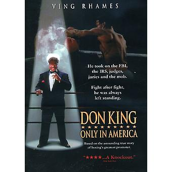 Don King: Only in America [DVD] USA importieren