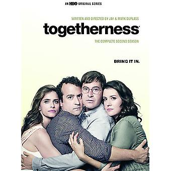 Togetherness: The Complete Second Season [DVD] USA import