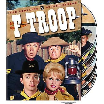 F-Troop: Completa seconda stagione [DVD] Stati Uniti importare