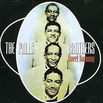 Mills Brothers - Sweet Harmony [CD] USA import