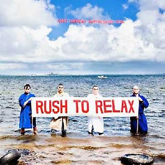 Eddy Current Suppression Ring - Rush to Relax [CD] USA import