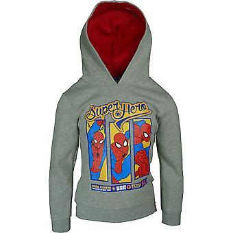 Los chicos maravillan Spiderman sudadera / Hoodie