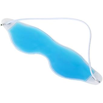 TRIXES Relaxing Gel Eye Mask Cool Hot Tension Relief
