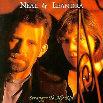 Neal & Leandra - Stranger to My Kin [CD] USA import