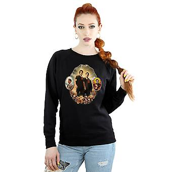 Supernatural Women's Holy Shrine Sweatshirt