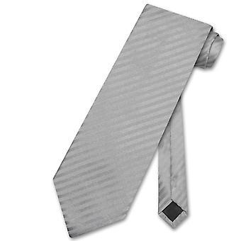 Vesuvio Napoli cravatta collo cravatta strisce verticali maschile a righe