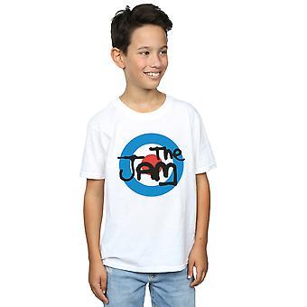 The Jam Boys Spray Logo T-Shirt