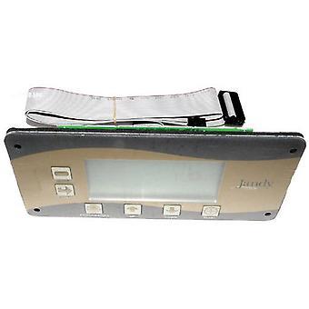 Jandy Zodiac R0366200 Heater Control Assembly