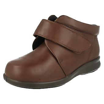 Ladies Easy B Strap Boots Fiona