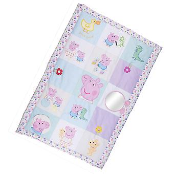 Rainbow Designs My First Peppa Pig Jumbo Activity Play Mat