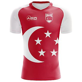 2020-2021 Singapore Home Concept Football Shirt - Kids