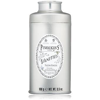 Penhaligon's 'Vanities' Talcum Powder 100g / 3.5 Oz New