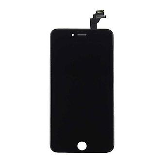 Stuff Certified® iPhone 6 Plus -näyttö (kosketusnäyttö + LCD + osat) + laatu - musta