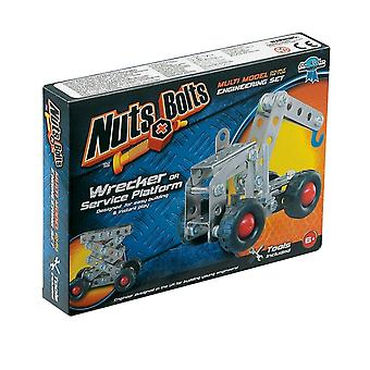Nuts & Bolts Series 1, Wrecker and Service Platform