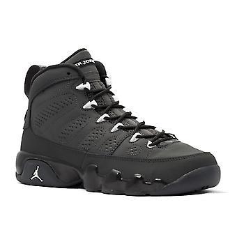 الهواء الأردن 9 Bg الرجعية (خ ع) 'انثراسايت' أحذية-302359-013-