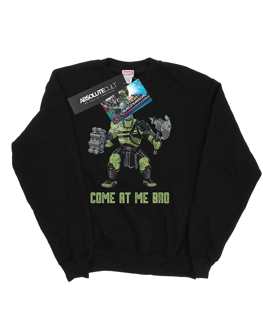 Marvel Women's Thor Ragnarok Come At Me Bro Sweatshirt