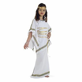 Costume de fille grecque Aphrodite costume enfant romain