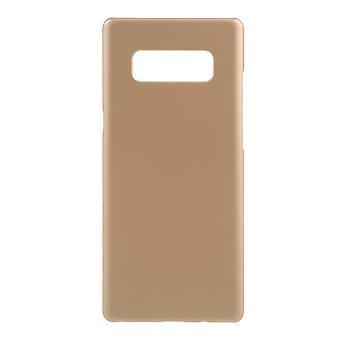 Samsung Galaxy Note 8 Powłoki w twardym plastiku - Złoto