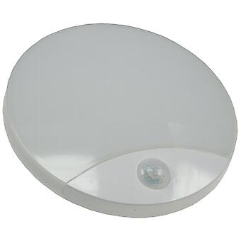 LED Wall lamp Wall lamp with PIR motion sensor 10W 910lm 3000 K