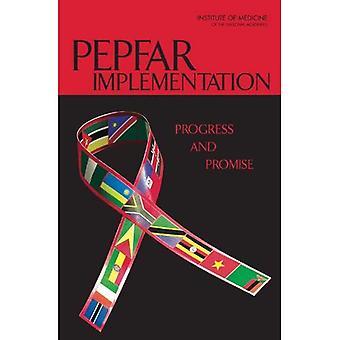 Implementazione di PEPFAR: Progresso e promessa
