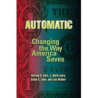 Automatisk: Ändra Amerikas sätt sparar