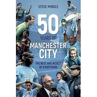 Fifty Years of Manchester City