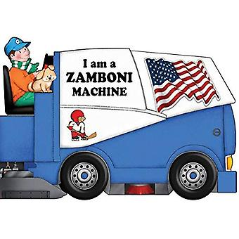 Jag är en Zamboni maskin