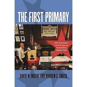 Eerste primaire - New Hampshire buitenmaatse rol in presidentiële Nominatio
