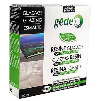 Pebeo Gedeo Bio Based Glazing Resin 300ml