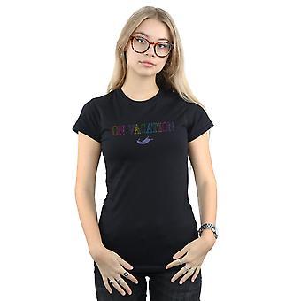 Disney Women's Aladdin op vakantie T-shirt