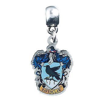 Harry Potter verzilverd Ravenklauw Crest Slider charme
